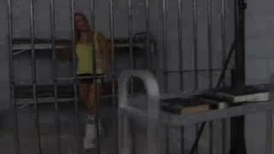 Horny jail inmates is enjoying on this hardcore experience with lesbian sex instead of going to jail
